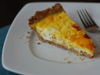 Quiche with a Super Easy Whole-Wheat Crust (+ a Video!)