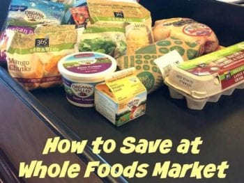 A Whole Foods Meal Plan (+ budget tips!) 1