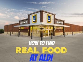 How to Find Real Food at ALDI 4