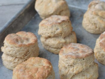 How to Make the Fluffiest Whole-Wheat Biscuits 3