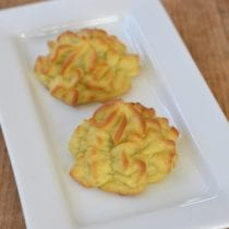 Easy Duchess Potatoes 2