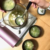 Miso Soup on 100 Days of Real Food