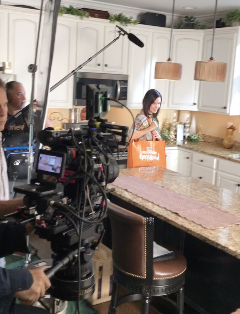 Grassland Butter Commercial on 100 Days of Real Food